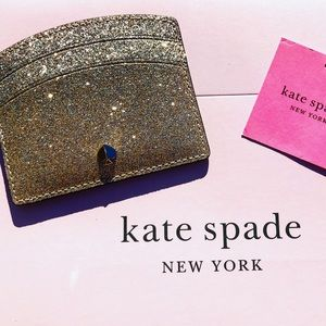 New Kate Spade Burgess Court Cardholder